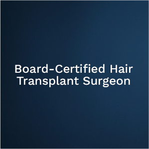 Board Certified Hair Transplant Surgeon - Dr. Louis Iorio