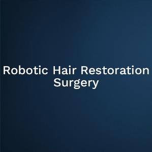 Robotic Hair Restoration - Hair Restoration Surgery - Dr. Louis Iorio