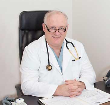 Dr. Baggot - Guadalupe Medical Center