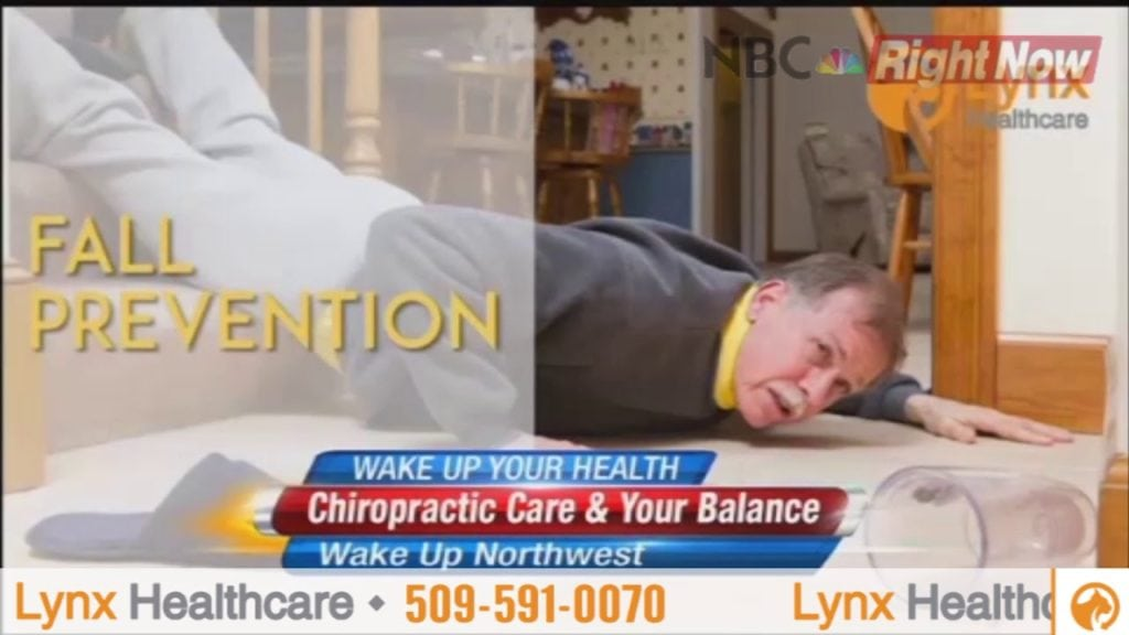 Balance and Chiropractic Video