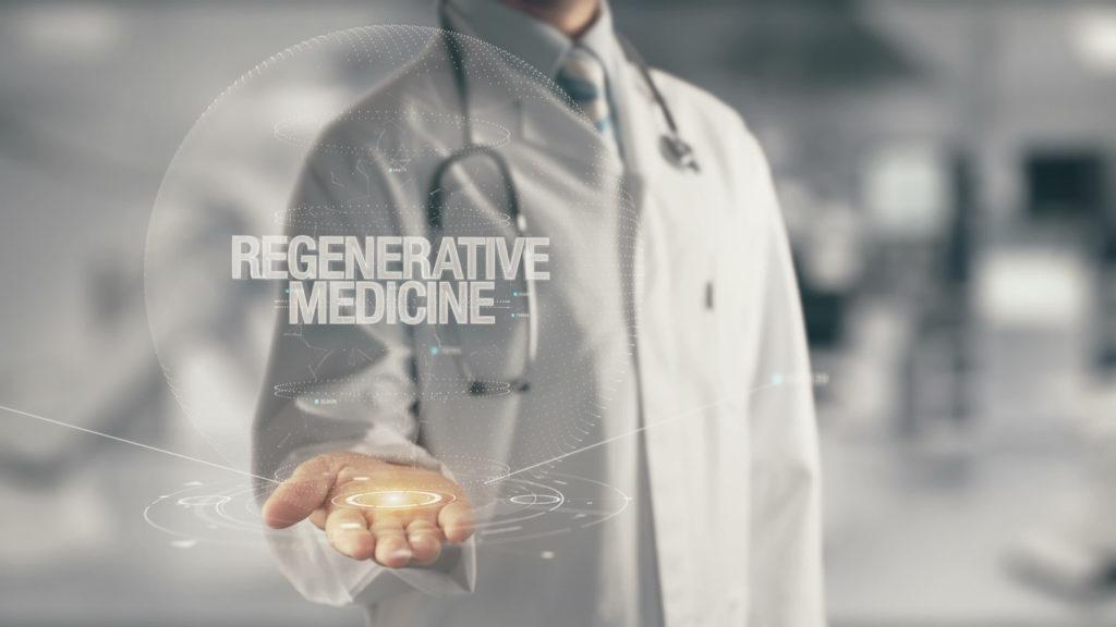 regenerative medicine changing health care industry