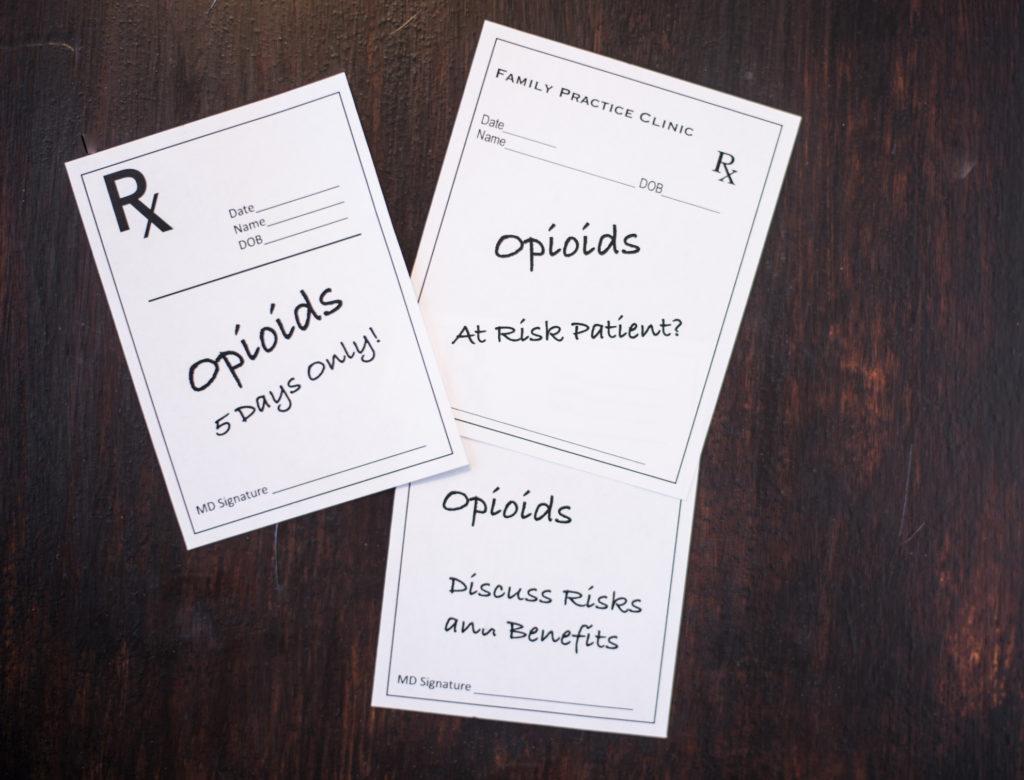 Opioid Dependency