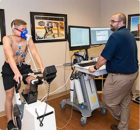 Chicago Pulmonary Specialists - Sports & Exercise Testing - Adolescent Sports Performance Testing Glenview, IL
