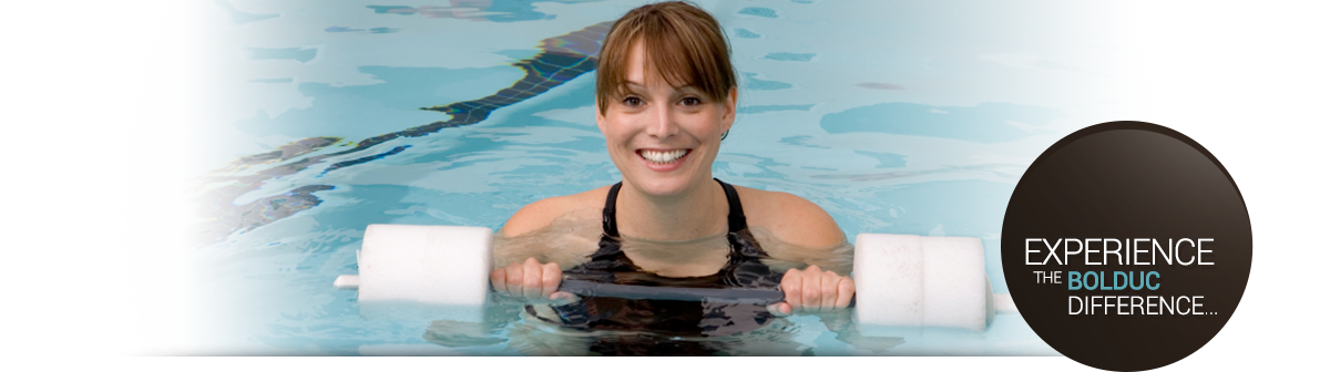 Aquatic Therapy - Bolduc Physical, Aquatic Therapy and Sports Medicine