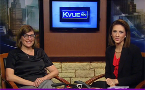 Dr. Stierman on KVUE Discussing Grill Brush Trouble