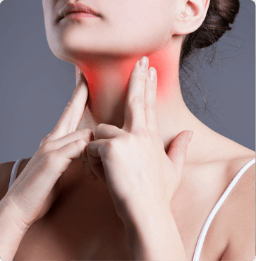 Throat Disorders - sore throat Treatment - ENT & Allergy Center of Austin