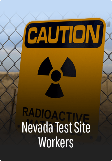 Nevada Test Site Workers