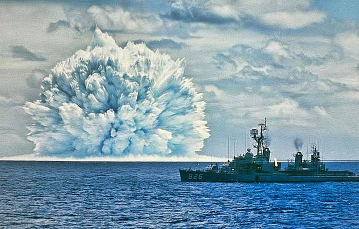 Bikini Atoll History - Nuclear Testing - National Cancer Benefits Center - bikini atoll nuclear test - Atomic Veterans - atomic vets