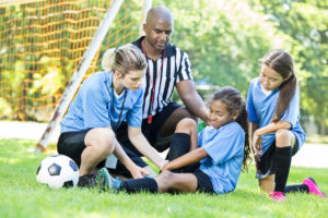 Seeing A Sports Specialist - Spectrum Orthopaedics