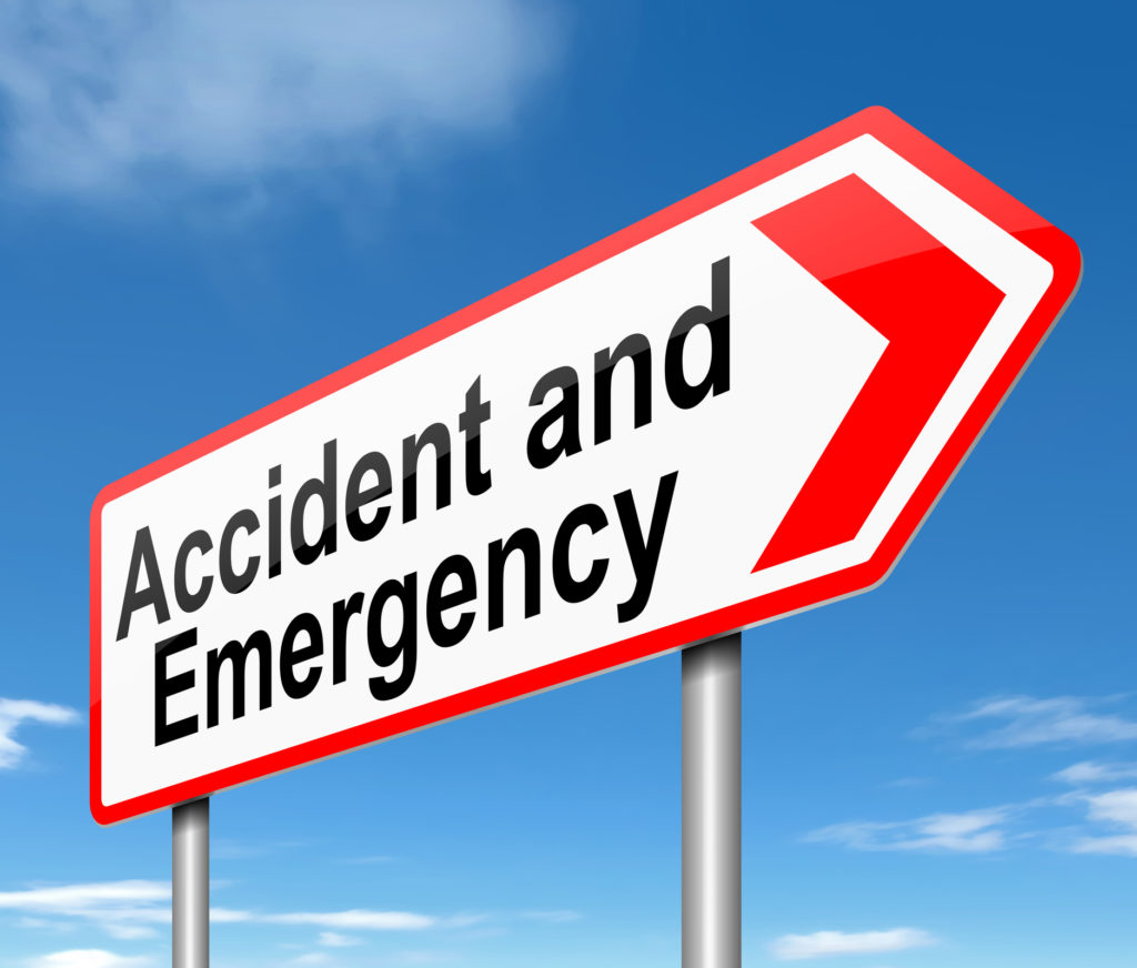 Urgent Care vs. ER - Spectrum Orthopedics