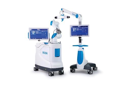ROSA Knee robotic technology
