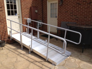 Do Medical Insurances Cover Wheelchair Ramps - Live In Place