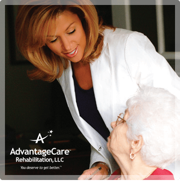 AdvantageCare Rehabilitation - nursing home physical therapy - senior care - elder care services