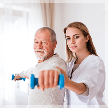 Home Health Care Services - AdvantageCare Rehabilitation - Pittsburgh, PA