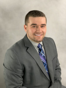 Christopher Kaercher, Billing Coordinator