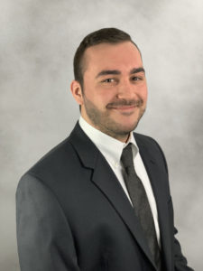Michael Arnoni, Administrative Assistant