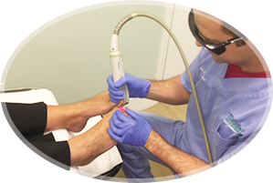 Toenail Fungus Treatment - Coastal Foot & Ankle Center - Hot Laser Naples, FL