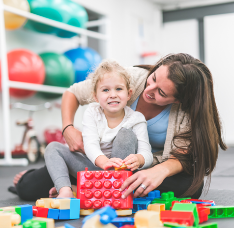Pediatric Occupational Therapy - Beth Ingram Therapy Services