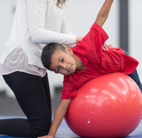 Pediatric Physical Therapy - Beth Ingram Therapy Services