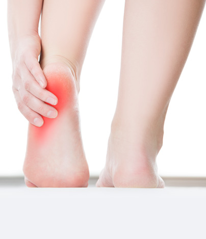 Heel Pain & Heel Spurs - Cincinnati Foot & Ankle Care - Ohio