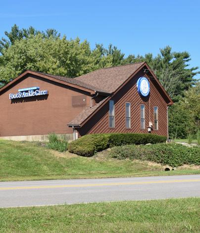 Cincinnati Foot & Ankle Care - Podiatrist in Anderson Township - Ohio