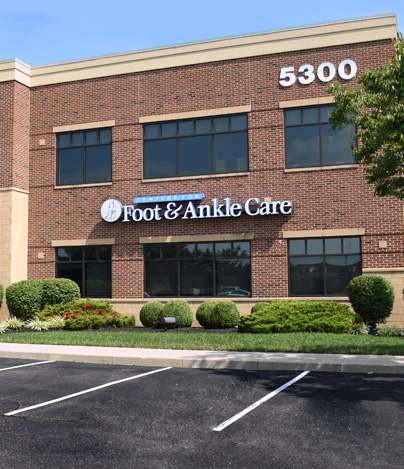 Foot Doctors in Mason - Cincinnati Foot & Ankle Care - OH