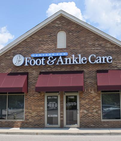 Podiatrist Springdale Cincinnati - Cincinnati Foot & Ankle Care - Ohio