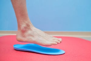 orthotics for foot pain