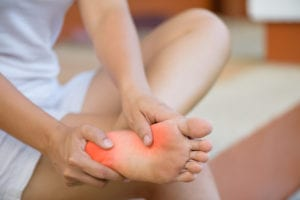 causes of heel pain