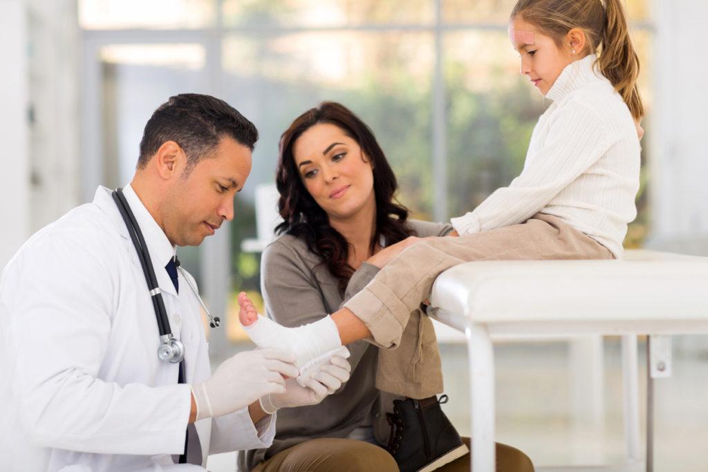 Pediatric Foot Disorders