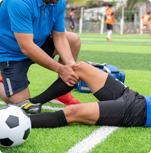 Sports Injuries - The Bone & Joint Center - ND