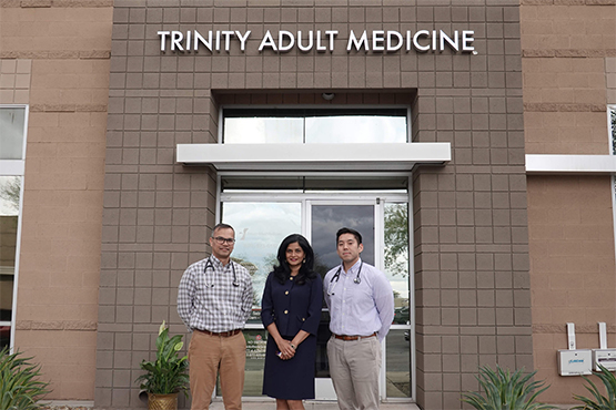 Doctor - Trinity Integrated Medicine - Internal Medicine Phoenix, Arizona