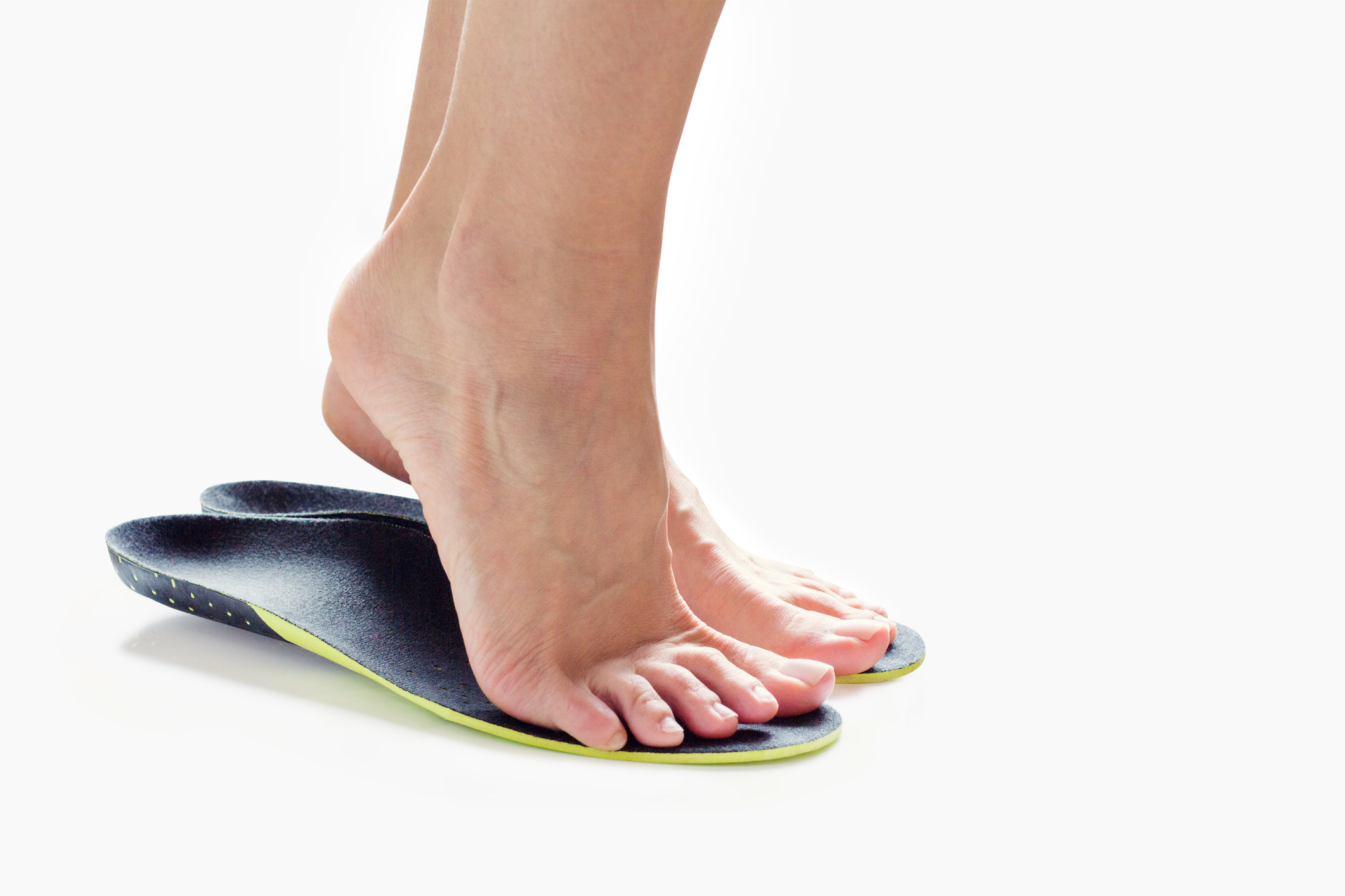 Orthotic Arch Support Insole Flat Foot Correction Cushion Shoe Pad Foot Aid PF