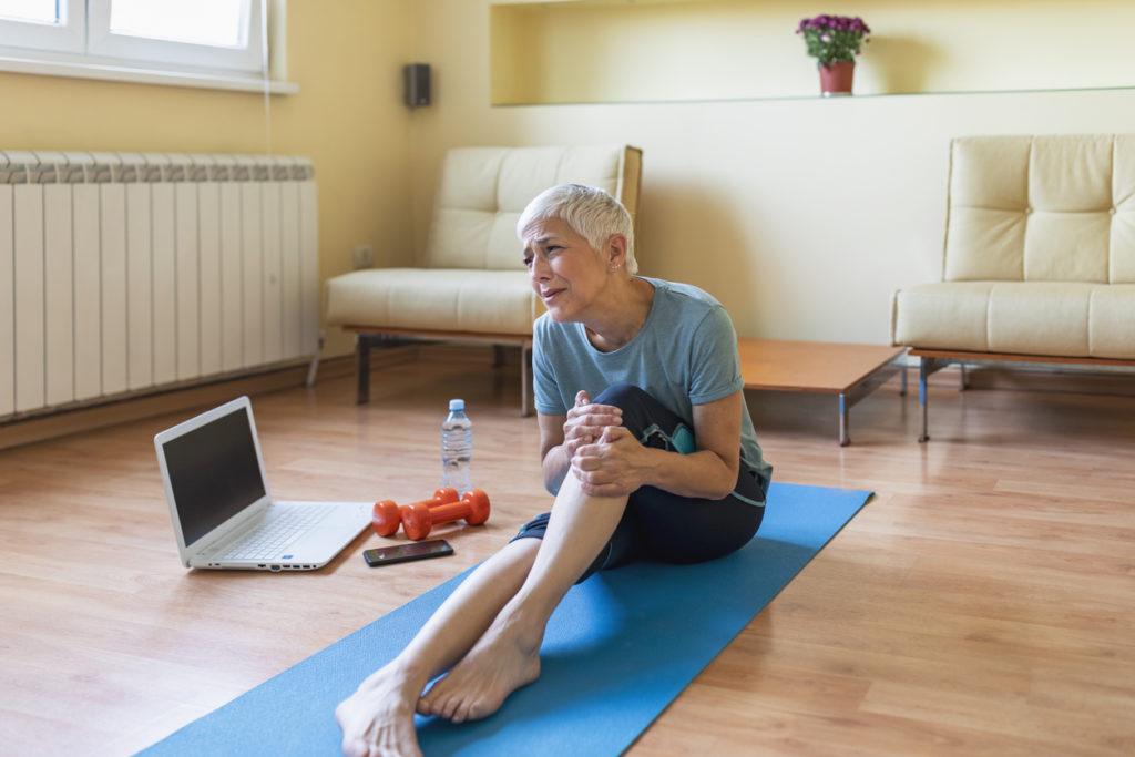 Osteoarthritis of the Foot