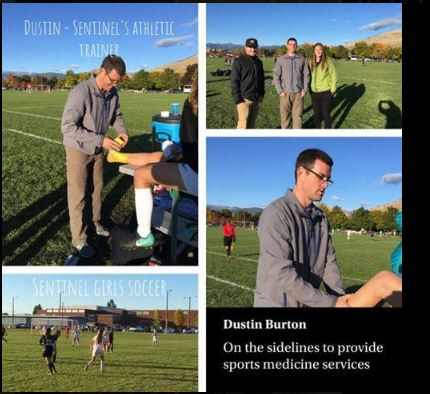 athletic training outreach program - Missoula Bone & Joint - sports medicine - orthopedic doctor - sports medicine physician - Dr. Rob Amrine -
