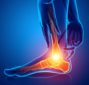 Foot and Ankle Pain - Powell Orthopedics and Sports Medicine - Birmingham AL
