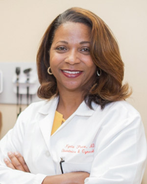 Dr. Nyota Peace - Clifton ObGyn - Obstetrics - Gynecology
