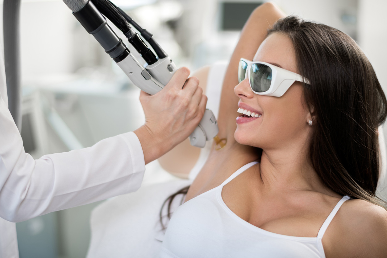 Laser Hair Removal - Laser Facial - Spider Vein Removal - Clifton ObGyn - Obstetrics - Gynecology