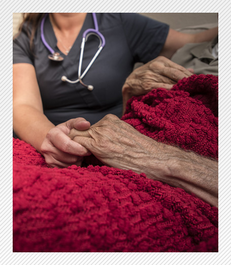 In-Home Hospice Care Highland, IN - End of Life Care - Trinity Medical - hospice