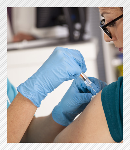 vaccination - Trinity Medical - Highland, IN - vaccines - injection