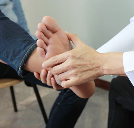Foot and Ankle - Podiatrist San Antonio, TX - foot doctor - The Podiatry Group of South Texas