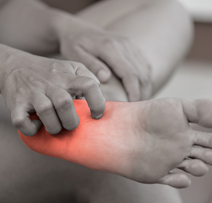 foot problems - athlete's foot - plantar wart -morton's neuroma - Podiatrist San Antonio, TX - foot doctor