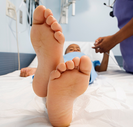 Pediatric Podiatrists - Foot and Ankle Doctors San Antonio, Boerne, Hondo - heel pain - athlete's foot - ingrown toenail