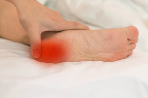 Plantar Fasciitis - heel pain - podiatrist