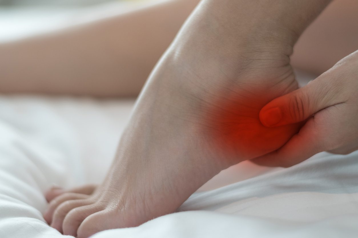 Heel Pain And How It Relates To Plantar Fasciitis The Podiatry Group Of South Texas
