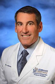 Dr. Ronald Lederman - Orthopedic Surgeon - Sports Medicine Doctor