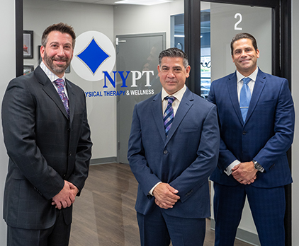 Ronald J. Bredow, PT - Mark A. Diaz, PT - Mathew Perry, DPT - NY Physical Therapy & Wellness - Physical Therapy NYC - best physical therapy nyc - physical therapy manhattan - physical therapy long island city - Sports Physical Therapy NYC - sports physical therapy