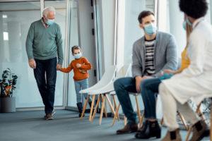 Urgent Care Waiting Room