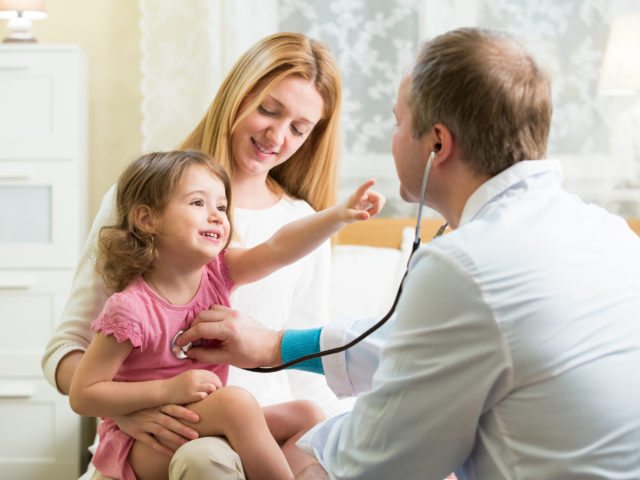 The Importance of Regular Check-Ups During Early Childhood Development