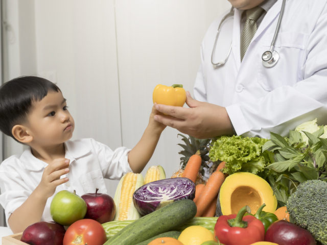 Pediatric Nutritionist